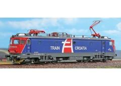 """locomotiva electrica 060-EA """"Train Croatia"""" - H0 A.C.M.E. 60204 - DECODOR CADOU !!!"""