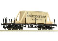 vagon platforma incarcat ÖBB - H0 FLEISCHMANN 528502