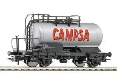 "vagon cisterna ""CAMPSA"" RENFE - H0 ROCO 56262"