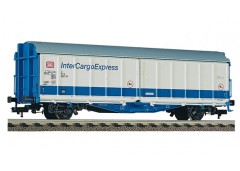 "vagon marfa acoperit ""InterCargoExpress""DB-H0 FLEISCHMANN 537202"