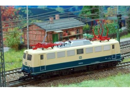 locomotiva electrica BR 110.1 DB - TT Kühn 31200