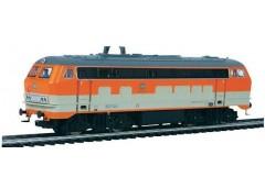 locomotiva diesel BR 210 DB City Railway - H0 MEHANO 3547