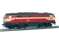 locomotiva diesel BR 210 EVB - H0 MEHANO 2778
