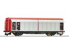 vagon marfa cu pereti culisanti DB - TT ROCO 37534