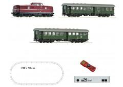 "startset digi z21 cu locom. 280 ""tren calatori"" DB-H0 ROCO 51295"