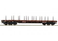 vagon platforma cu tarusi FS - H0 ROCO 76766